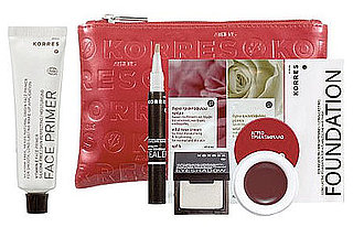 Wednesday Giveaway! Korres Face Primer and Wild Rose Triple Benefits Color Collection
