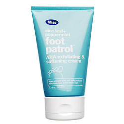 Thursday Giveaway! Bliss Foot Patrol