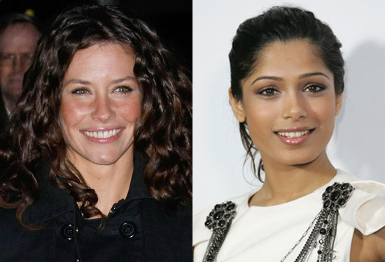 Beauty Byte: Freida and Evangeline Named Ladies of L'Oréal