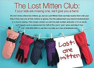 Lil Tip:  Lands' End Lost Mitten Club