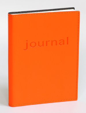 Cavallini Moderno Leather Journal