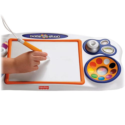 Fisher Price Digital Arts & Crafts Studio