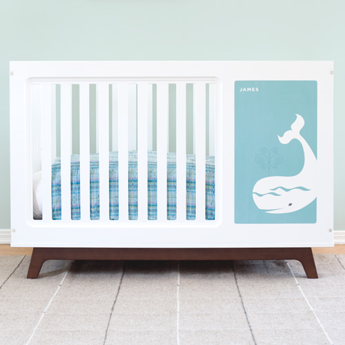 Modern Nursery Cribs