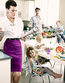 Are Dad's the Unappreciated Housewives of This Generation?