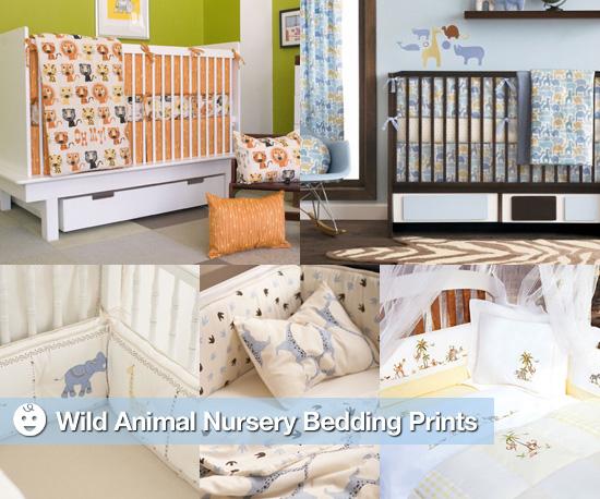 Animal Themed Crib Bedding