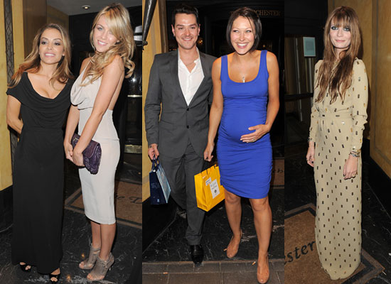 Photos of Mischa Barton, Matt and Emma Willis, Abi Clancy and Elen Rives at FiFi Fragrance Awards