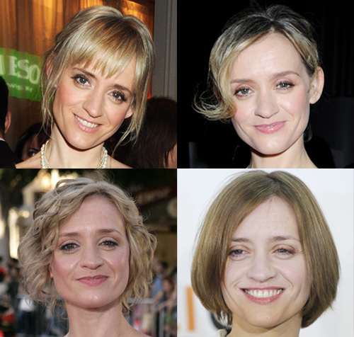 Anne Marie Duff Hair Style at 2009 Empire Film Awards