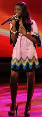 Idol Style: Jasmine Murray