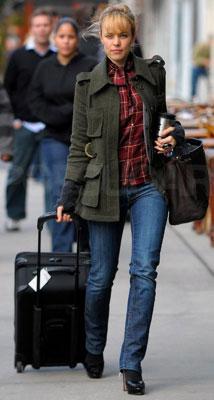Celeb Style: Rachel McAdams