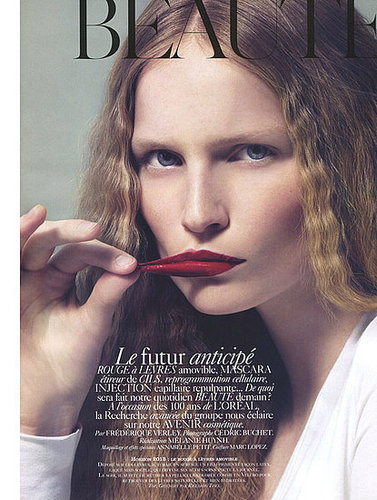 Vogue Paris - August 2009 - Le Futur Anticipé -