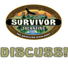 Survivor Chat, April 2nd Episode