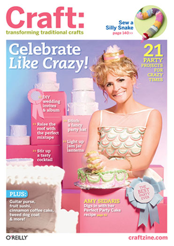 This Just In: Craft Magazine Closes, Lives On Online