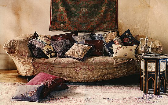 How Many Throw Pillows Are on Your Sofa?