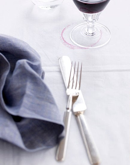How-To:  Remove Red Wine Stains