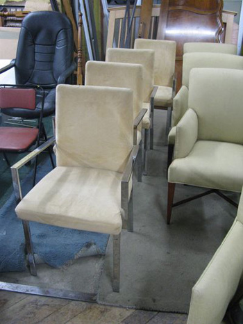 Before and After: Eddie Ross's Chairs From Eek to Chic