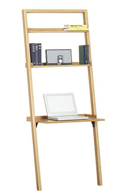 Steal of the Day: Crate & Barrel Sloane Leaning Desk