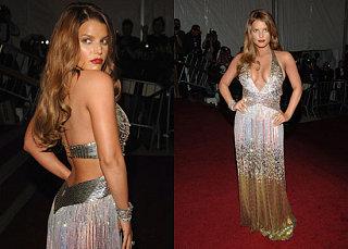 The Met's Costume Institute Gala: Jessica Simpson