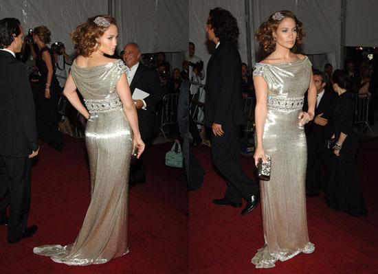 The Met's Costume Institute Gala: Jennifer Lopez
