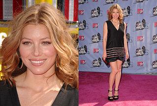 MTV Movie Awards: Jessica Biel