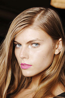 Beauty Spring Peek: Matte Fuchsia Lips