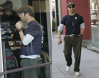 Is Jeremy Piven Turning Into Ari Gold?