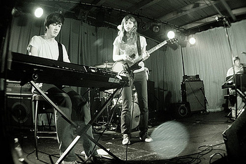 I'm liking: The Fiery Furnaces