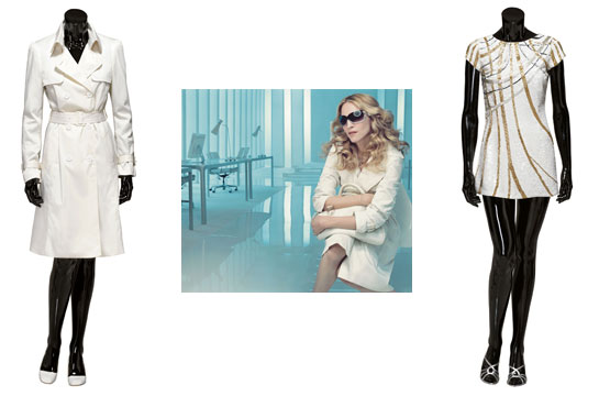 A Sneak Peek at Madonna's New H&M Collection! Part II