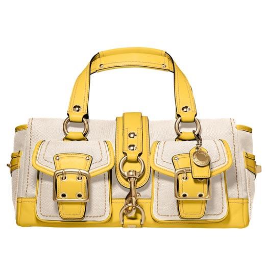 Fab's Spring Handbag Guide! Colorful Satchels