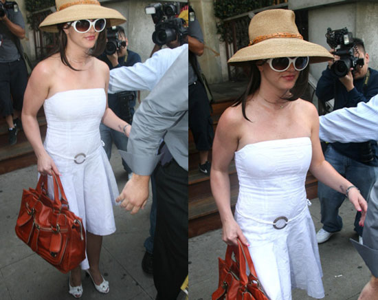 Celebrity Style: Britney Spears!