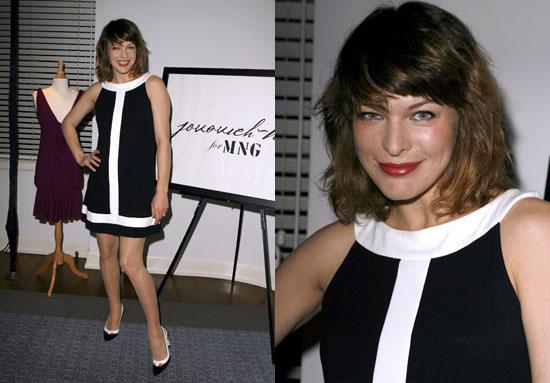 Celebrity Style: Milla Jovovich