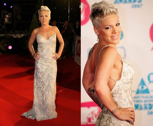 MTV Australia Video Music Awards: Pink