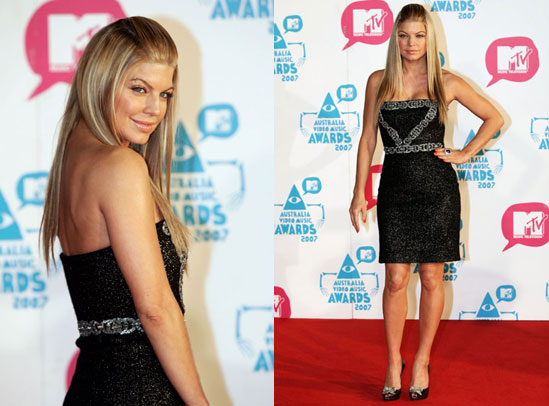 MTV Australia Video Music Awards: Fergie