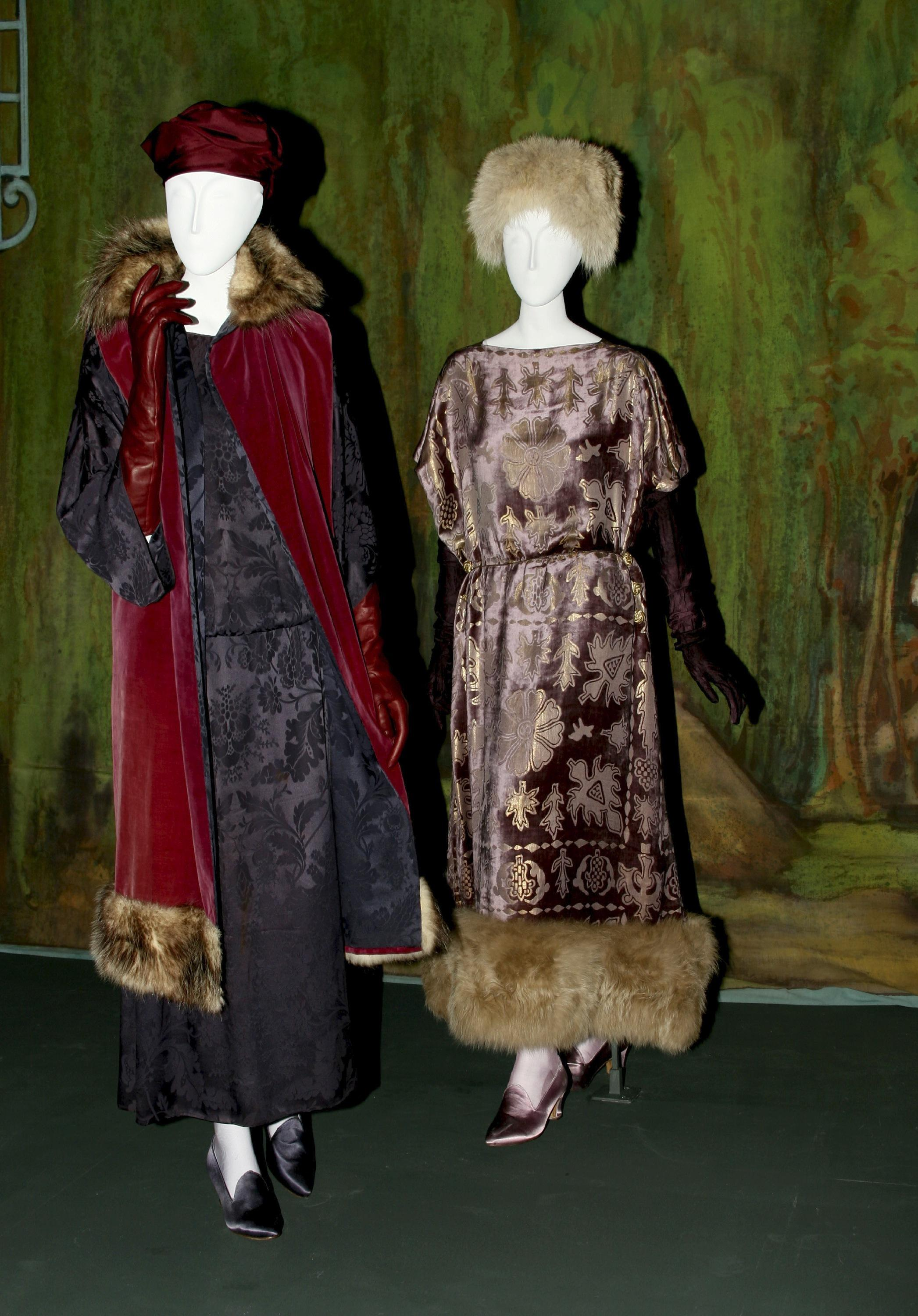 "Fab Flash: ""Poiret: King of Fashion"" at the Met in NYC"