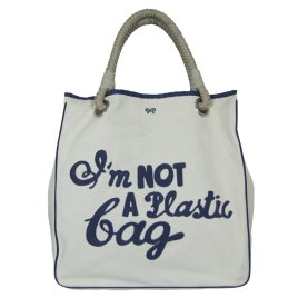 """On Our Radar: Anya Hindmarch's """"I'm Not a Plastic Bag"""""""