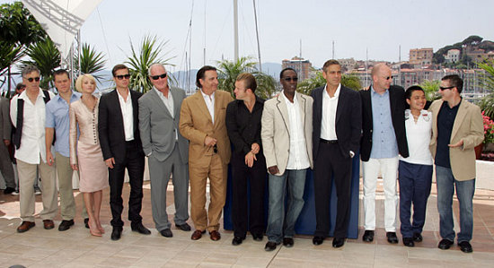 Which Ocean's 13 Man is the Most Dashing?