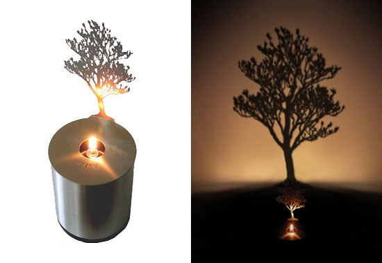 Simply Fab: Magnolia Oil Lamp