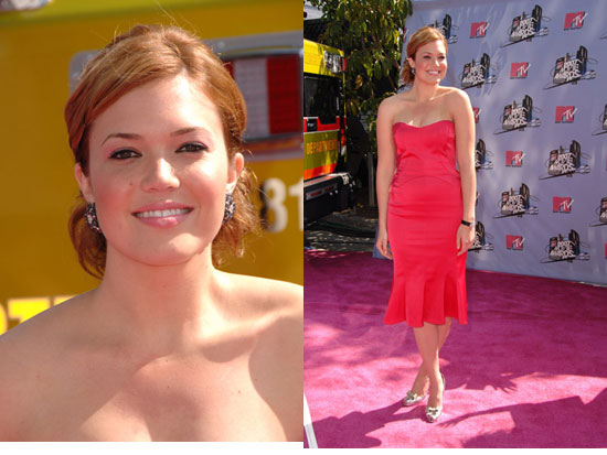 MTV Movie Awards: Mandy Moore