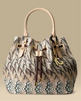 Roberto Cavalli Reptile Hybrid Bag: Love It or Hate It?