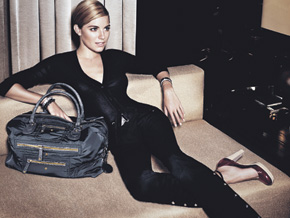 Fab Flash: Sienna Miller the Face of Tod's