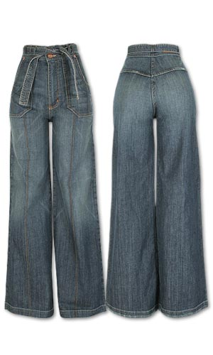 Janiesse High-Waisted Foxy Jeans: Love It or Hate It?
