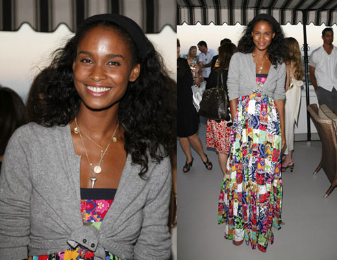 Celebrity Style: Joy Bryant