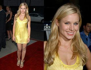 Celebrity Style: Kristen Bell