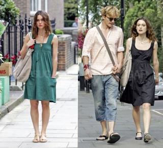 Celebrity Style: Double Take Keira Knightley