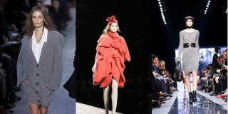 Trend Alert - Special Runway Edition! Revenge of the Knits
