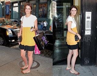 Celebrity Style: Mischa Barton