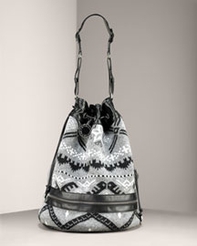 Stella McCartney Knit Drawstring Bag: Love It or Hate It?