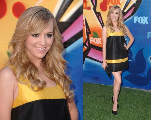 Teen Choice Awards: Andrea Bowen
