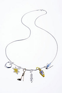 Fab Flash: Stars Design Charms to Aid Cancer Research