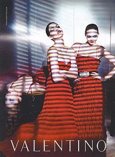 Fab Ad: Valentino Fall/Winter 2007