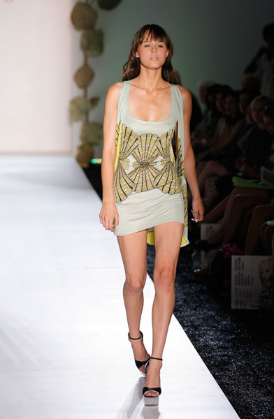 New York Fashion Week, Spring 2008: Mara Hoffman